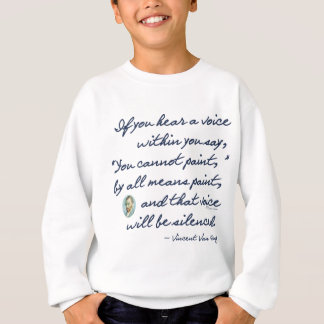 Auf jeden Fall Farbe Sweatshirt