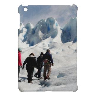 Auf Perito Moreno Gletscher gehen, Argentinien iPad Mini Hülle