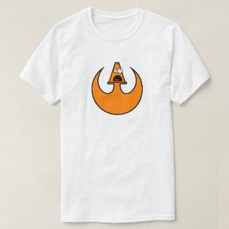 Aufenthalt auf Ziel T-Shirt