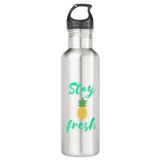 Aufenthalt-Frischwasserbehälter Edelstahlflasche