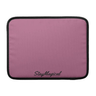 AUFENTHALT MAGISCHER Mac Book-Luft-Laptop-Beutel MacBook Air Sleeve