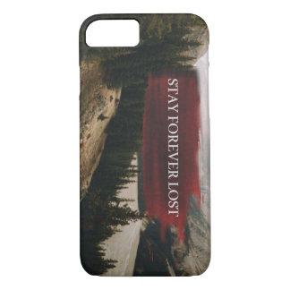 Aufenthalt-verlorener Natur-Telefon-Kasten iPhone 8/7 Hülle