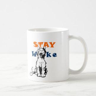 AUFENTHALT WECKTE Kaffee-Tasse Kaffeetasse