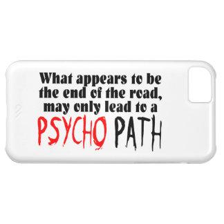 Aufenthalt weg von dem psychischen Weg iPhone 5C Hülle