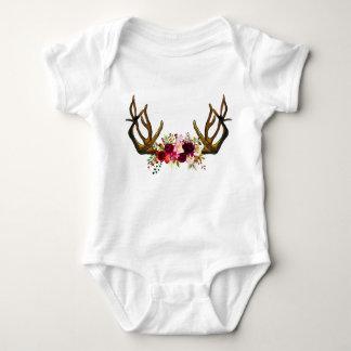 Aufenthalt-wilde Baby-Ausstattung Baby Strampler
