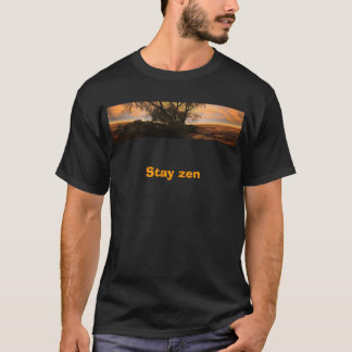 Aufenthalt-Zen T-Shirt