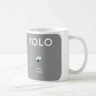 Aufenthaltalarm mahoney MJ1575 Joes Yolo Kaffeetasse