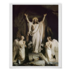 Auferstehung von Christus Poster
