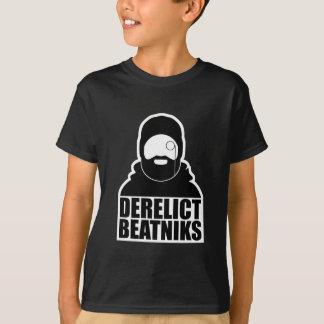Aufgegebener Beatniks-Kinderdunkelheits-T - Shirt