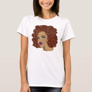 Aufgeholt in einem Whimsy T - Shirt