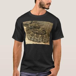 Aufgerollte Schlange T-Shirt