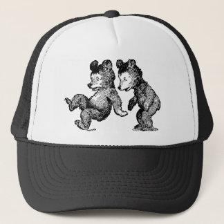 Aufgerüttelte Bären Truckerkappe