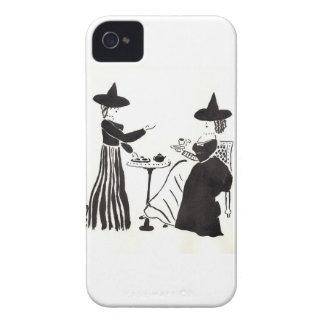 Aufholende Hexen iPhone 4 Hüllen