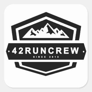 Aufkleber 42RunCrew