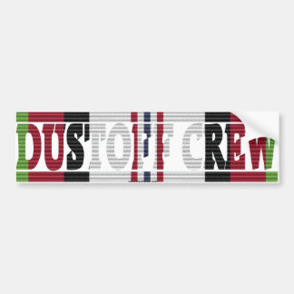 Aufkleber Afghanistans UH-60 Dustoff Crew-ACM Autoaufkleber