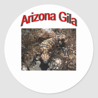 Aufkleber Arizonas Gila