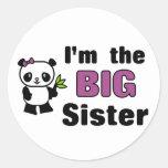 Aufkleber der großen Schwester
