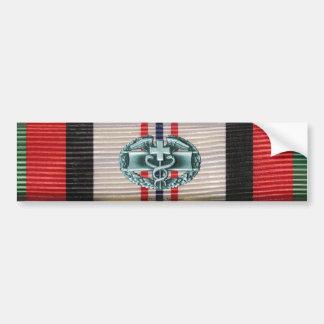 Aufkleber des Afghanistan-Kampagnen-Band-CMB Autoaufkleber