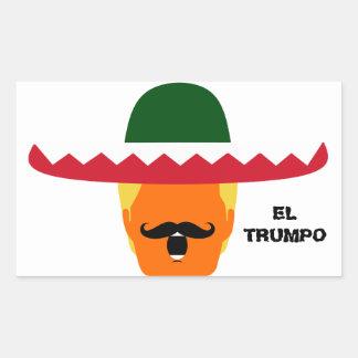 Aufkleber EL Trumpo