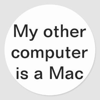 Aufkleber für PC/laptop Benutzer