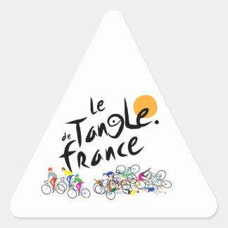 Aufkleber Le Tangle de Frankreich (Le-Tour de