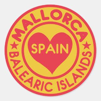 Aufkleber Mallorca Spanien