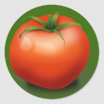 Aufkleber - Tomate