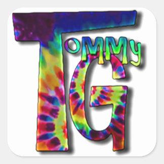 Aufkleber Tommys G!