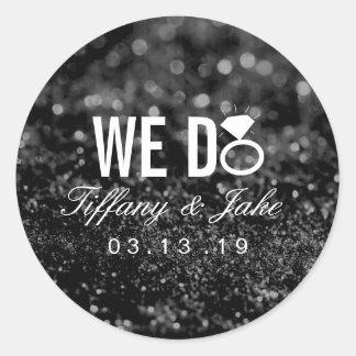 Sticker - WE DO Black