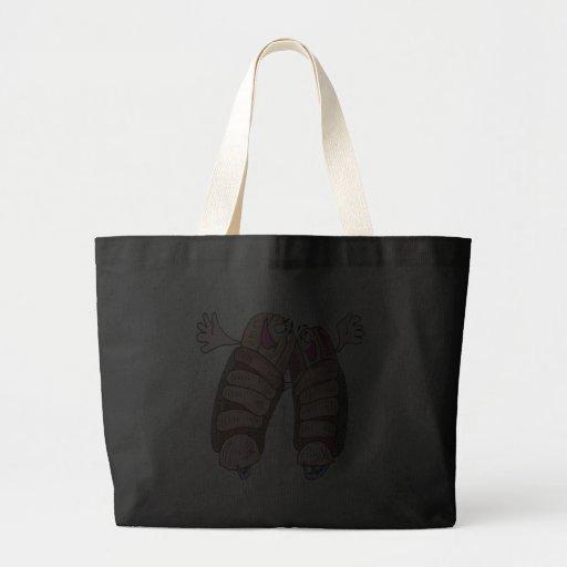 Auflage-Kumpel Tasche