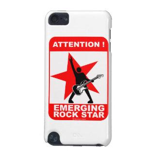 Aufmerksamkeit! auftauchender Rockstar iPod Touch 5G Hülle