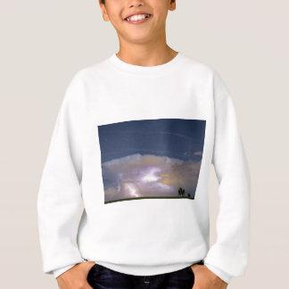 Aufpassende Natur-Show Sweatshirt