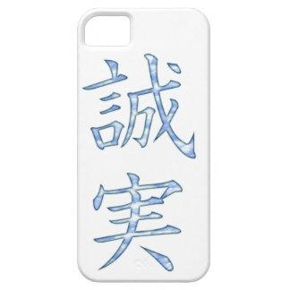 Aufrichtig-wahrheitsgemäß-Zuverlässig Etui Fürs iPhone 5