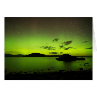 Aufschlussreiche Aurora Karte