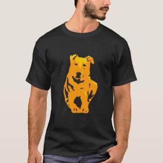 Aufstand-Hund T-Shirt