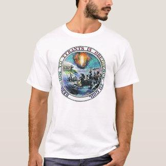 Aufstand zur Tyrannei ist Gehorsam zum Gott T-Shirt