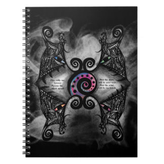 Rise with me Notebook