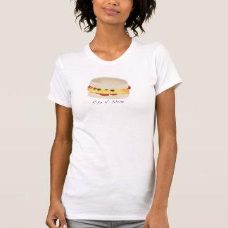 Aufstieg N Glanz T-Shirt