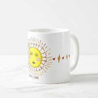 Aufstieg u. Glanz Kaffeetasse