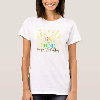 Aufstieg und Glanz T-Shirt