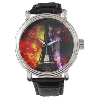 Aufstiegs-wieder Pariser Träume Armbanduhr