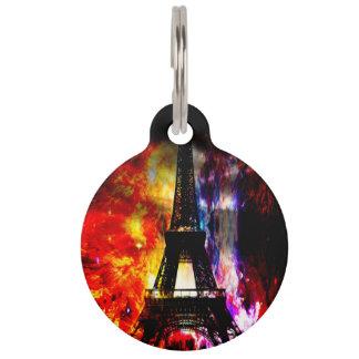 Aufstiegs-wieder Pariser Träume Tiermarke