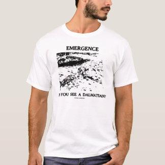 Auftauchen - sehen Sie einen Dalmatiner? T-Shirt