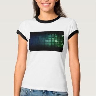 Auftauchende Technologien auf der ganzen Welt als T-Shirt