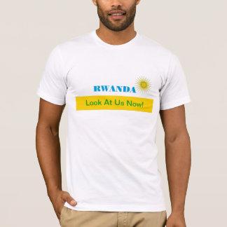 Auftauchendes Ruanda T-Shirt