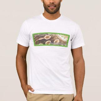 Auftauchendes Samenzellen-Schwimmen T-Stück T-Shirt