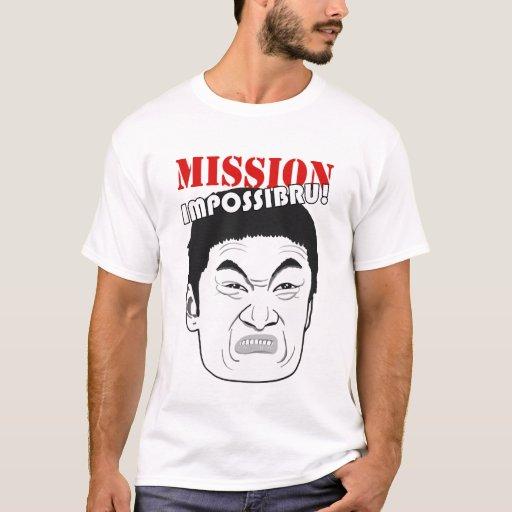 Auftrag Impossibru! T-Shirt