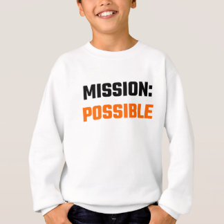 Auftrag möglich sweatshirt