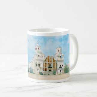 Auftrag San Xavier Del Bac Kaffeetasse