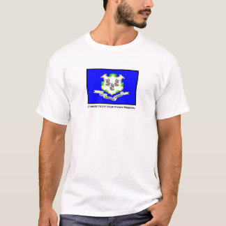 Auftrag-T - Shirt Connecticuts Hartford LDS